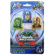 Avengers Molded Candles