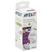 Avent Natural 9 OZ Feeding Bottle (1+ Months)
