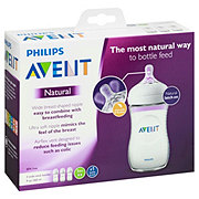 Avent Natural Bottles, 9 oz