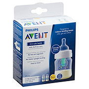 Avent Natural Feeding Classic 4 OZ Bottles (0+ Months)