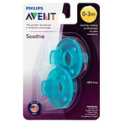 Avent Soothie Pacifiers (0-6 M)