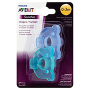 Avent Soothie Shapes Pacifiers 0-3 Month