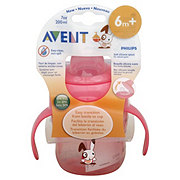 Avent Spill Proof Sippy Cup 6 M+, Assorted Colors