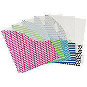 Avery Big Tab Insertable Plastic Dividers with Pockets
