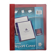 Avery Deluxe Report Cover - Colors May Vary