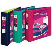 Avery Durable Binder Two Tone Assortment
