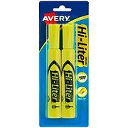 Avery Hi-Liter Yellow