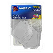 Avery Strung Marking Tags
