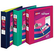Avery Two Tone Durable Binder 1.5 Inch