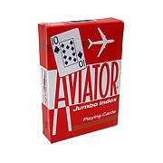 Aviator Poker Jumbo Index Playing Cards