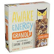 Awake Energy Granola Coconut Apricot
