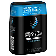 AXE Phoenix Body Spray, Twin Pack