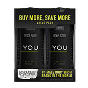 AXE You Got Something Body Wash for Men Twin Pack