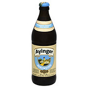 Ayinger Brauweisse Beer Bottle