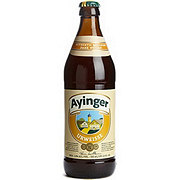 Ayinger Urweisse Beer Bottle