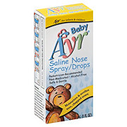 Ayr Baby Saline Nose Spray/Drops