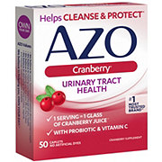 Azo Cranberry Urinary Tract Health Caplets
