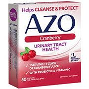 Azo Cranberry Urinary Tract Health Caplets