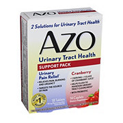 Azo Urinary Tract Health Support Pack 18 & 14 Count