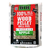 B & B Apple Wood Pellet Grill Fuel