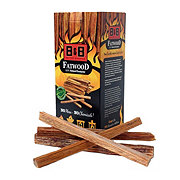 B & B Fatwood Natural Firestarters