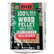 B & B Hickory Wood Pellet Grill Fuel