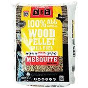 B & B Mesquite Wood Pellet Grill Fuel