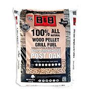 B & B Oak Pellet Grill Fuel