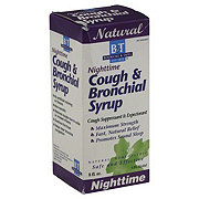 B&T B&T Cough & Bronchial Nite Syrup