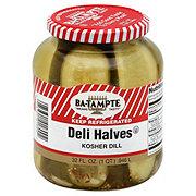 Ba-Tampte Deli Halves Kosher Dill