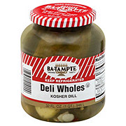 Ba-Tampte Deli Wholes Kosher Dill