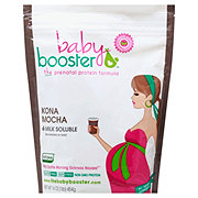 Baby Booster Kona Mocha Prenantal Shake