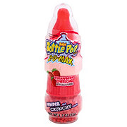 Baby Bottle Pop 2D Max Powder and Crunchy Strawberry Overload Candy