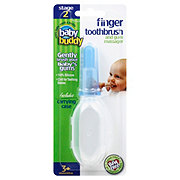 Baby Buddy Finger Toothbrush With Case