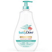 Baby Dove Sensitive Moisture Tip to Toe Baby Wash