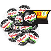 Babybel Mini White Cheddar
