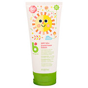 Babyganics Baby Sunscreen Lotion 50SPF