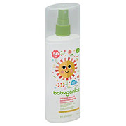 Babyganics Cover-Up Baby Tear Free Spray SPF 50+ Sunscreen