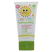 Babyganics Mineral-based Sunscreen, SPF 50