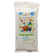 Babyganics Toy Table & Highchair Wipes