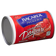 Bacardi Mixers Frozen Strawberry Daiquiri Mixer