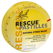 Bach Original Flower Essences Rescue Pastilles