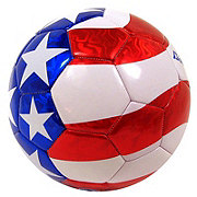 Baden Stars & Stripes Soccer Ball