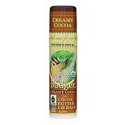 Badger Creamy Cocoa - Cocoa Butter Lip Balm