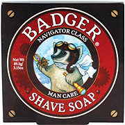 Badger Man Care Shave Soap