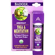 Badger Yoga Meditation Mind Balm