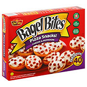 Bagel Bites Cheese & Pepperoni Mini Bagels Value Size