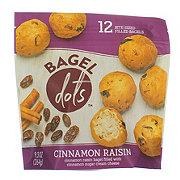 Bagel Dots Cinnamon Raisin
