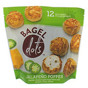 Bagel Dots Jalapeno Popper