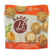 Bagel Dots Kitchen Sink